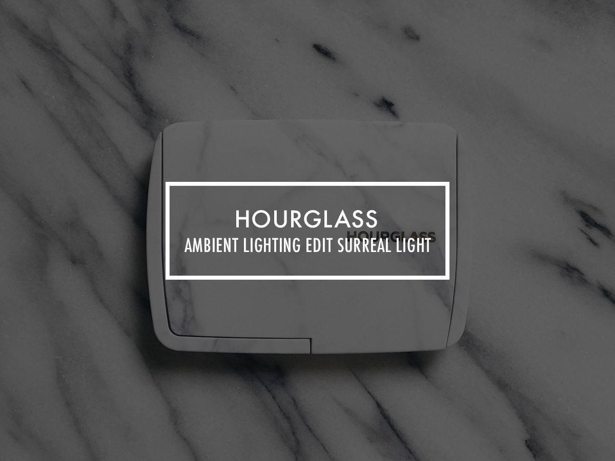 HOURGLASS AMBIENT LIGHTING EDIT SURREAL LIGHT