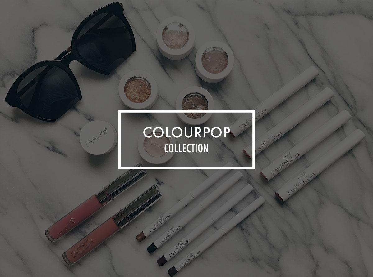 colourpop collection