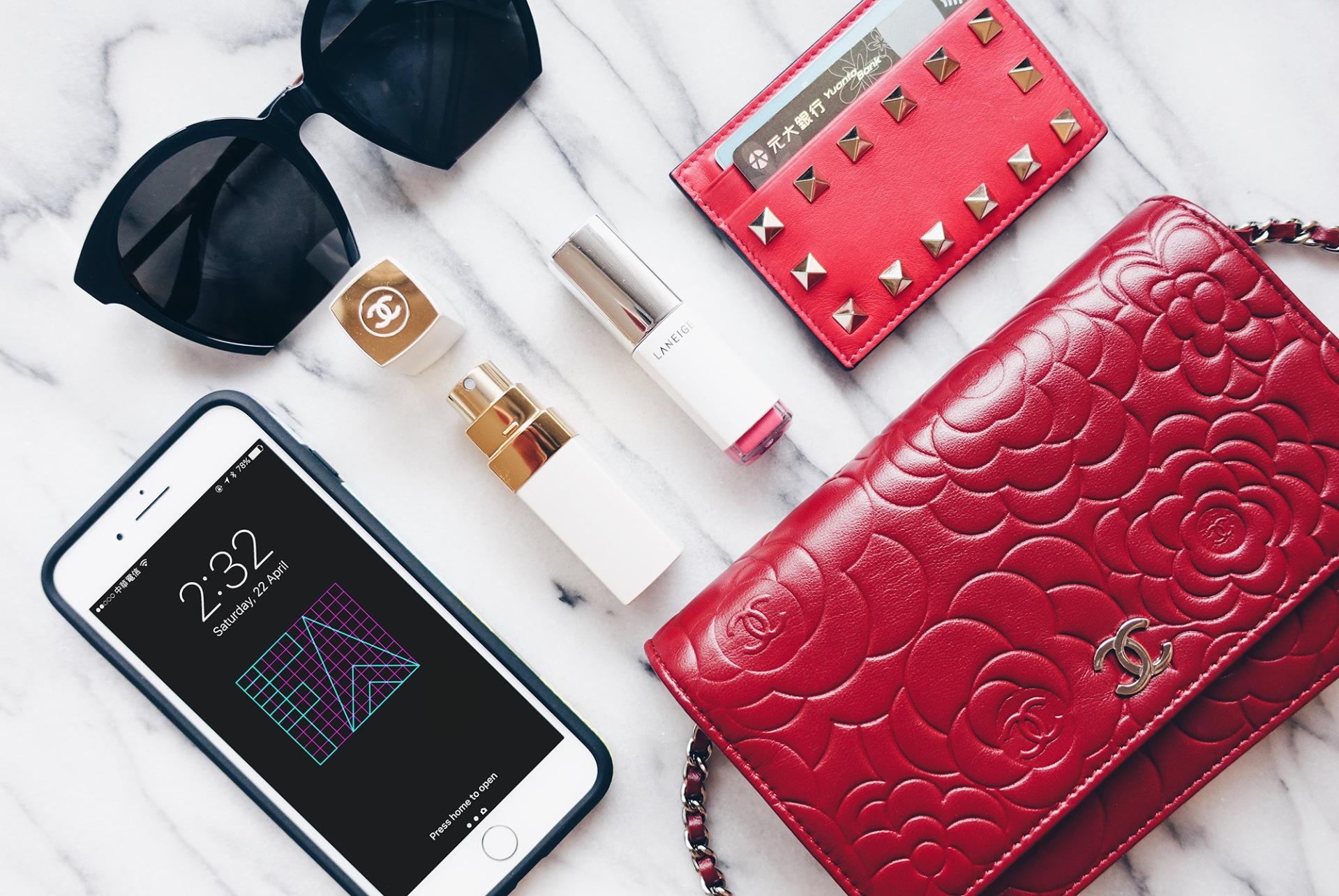 Chanel 摩登 COCO 隨身香水禮盒 purse purfume