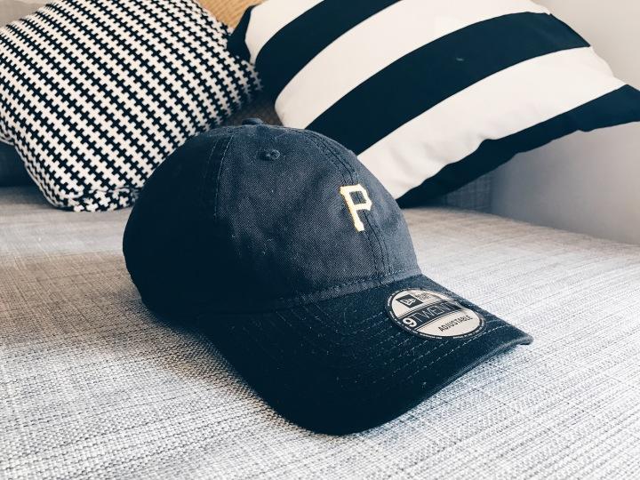 BRAND PIT PIRATES 匹茲堡海盜 老帽 美國大聯盟