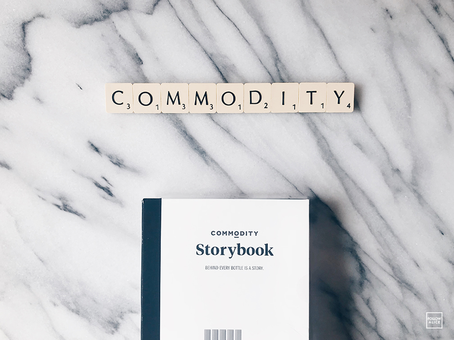 commodity storybook