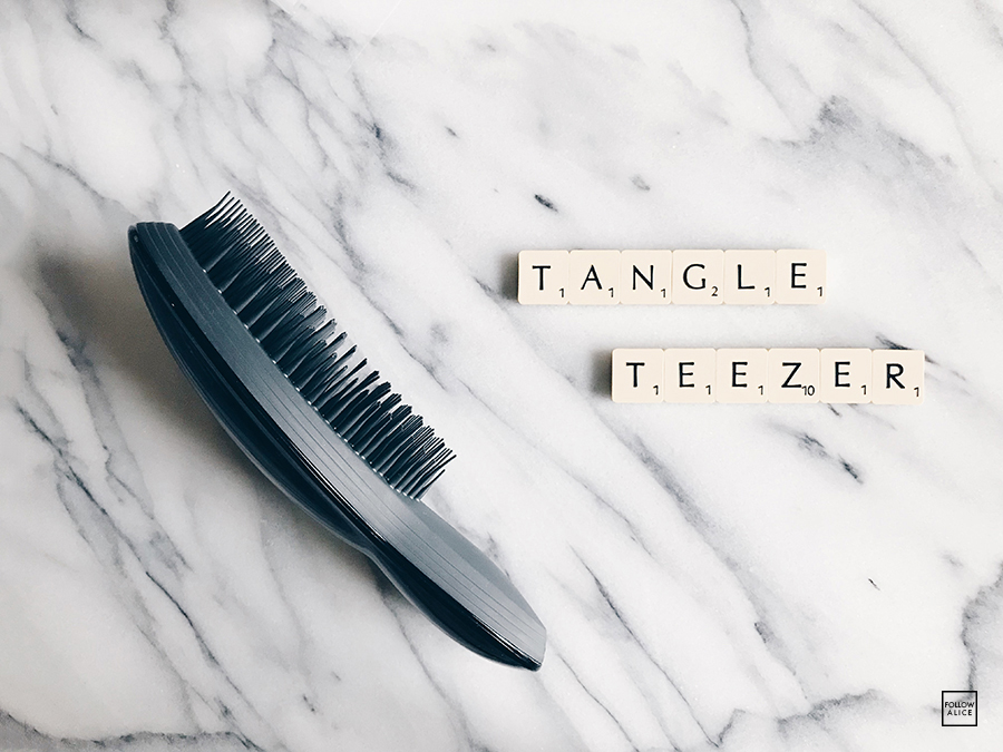 Tangle Teezer | the ultimate hairbrush