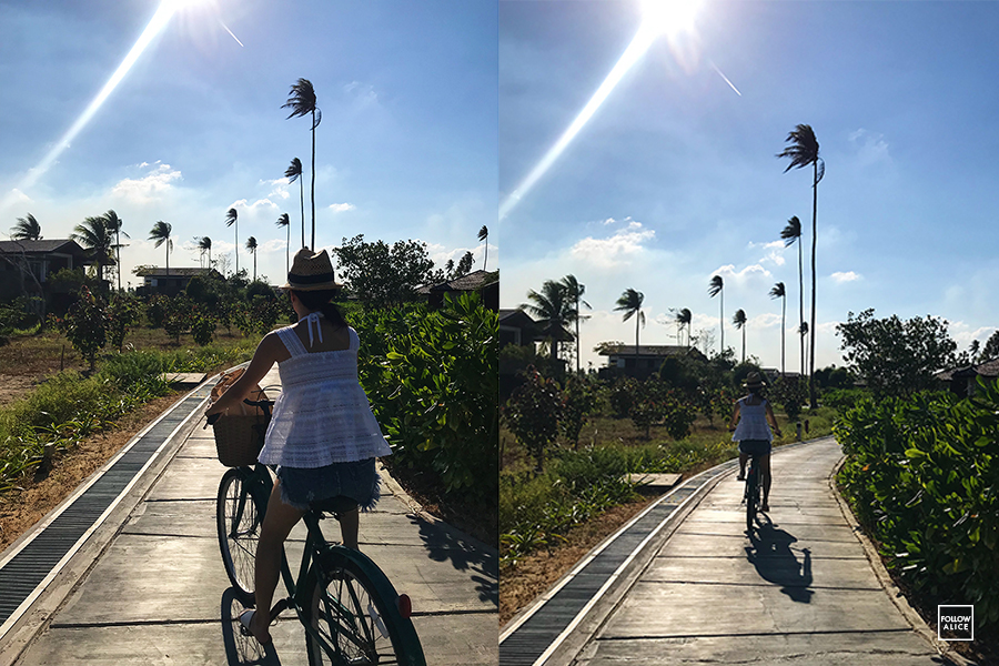 followalice-the-residence-bintan-bike
