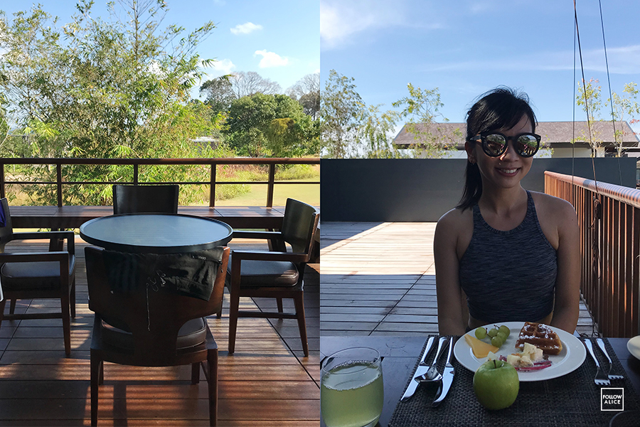 followalice-the-residence-bintan-breakfast