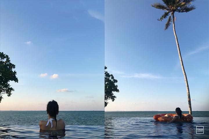 followalice-the-residence-bintan-pool